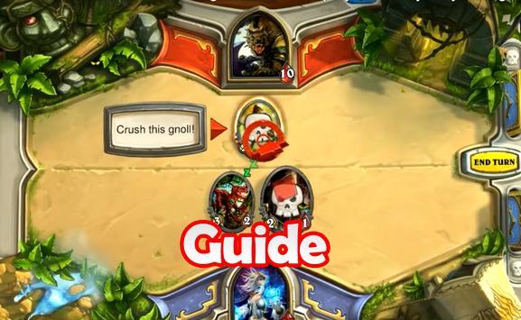 Guide for Hearthstone Warcraft apk screenshot