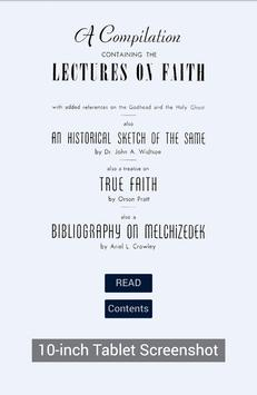 LDS Lectures on Faith Free apk screenshot