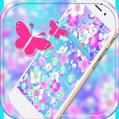 Blossom sakura Theme icon