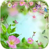 Blossom flower Theme icon