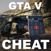 Cheat Code for GTA 5 icon