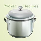 Pocket Recipes icon