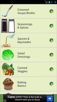 Pocket Recipes poster