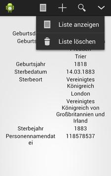 DBpedia Crawler apk screenshot