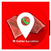 M Caller Location icon