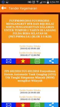 FGV Procurement apk screenshot