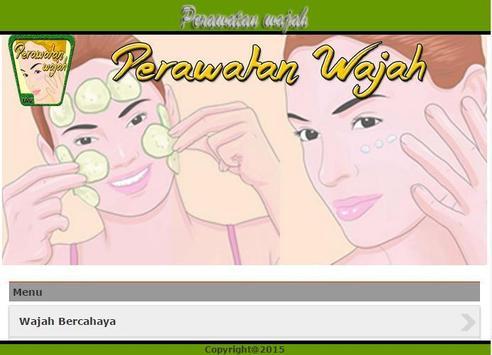 Perawatan Wajah apk screenshot