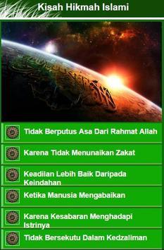 Kisah Hikmah Islami poster