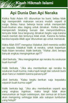 Kisah Hikmah Islami apk screenshot