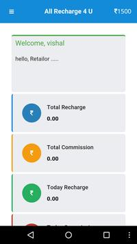 All Recharge 4U apk screenshot