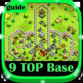 Base Layout For Clash Royale icon