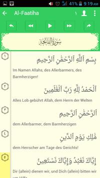 My Al-Qur'an Deutsch apk screenshot