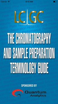 Chromatography/Sample Prep App poster