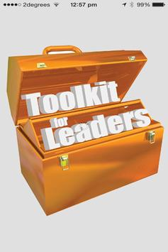 Toolkit for Leaders poster