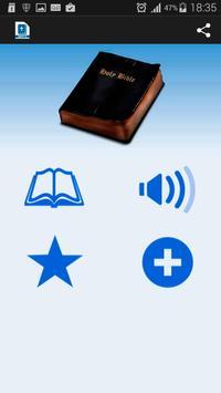 Українська Біблія apk screenshot