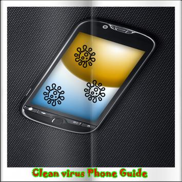 Clean Virus Phone Guide apk screenshot