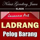117 Ladrang Pelog Barang icon