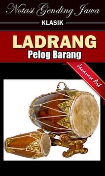 117 Ladrang Pelog Barang poster