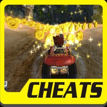 Cheats Beach Buggy Racing poster