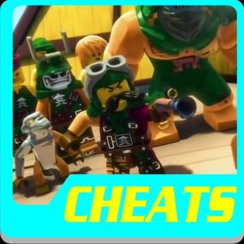 Cheats LEGO Ninjago Tournament apk screenshot