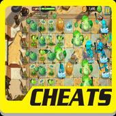 Cheats Plants vs. Zombies 2 icon