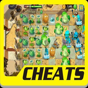 Cheats Plants vs. Zombies 2 poster