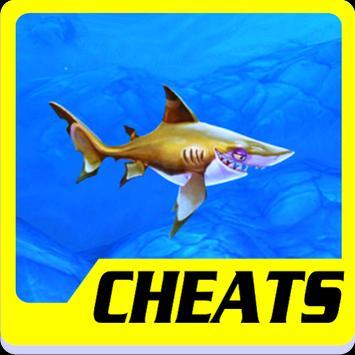 Cheats Hungry Shark World apk screenshot