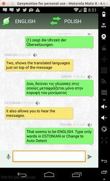 Chat Translator poster