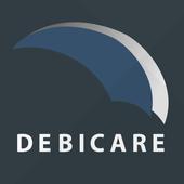 DEBICARE Claims Calculator icon
