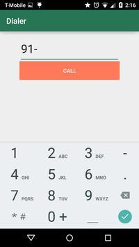 Dial91- Easy Dialer apk screenshot