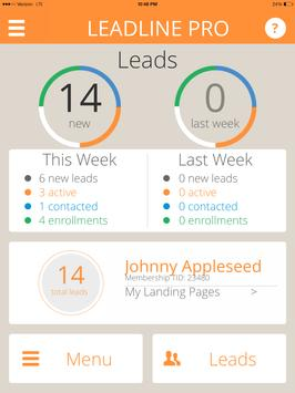 LeadLine Pro (LLP) apk screenshot