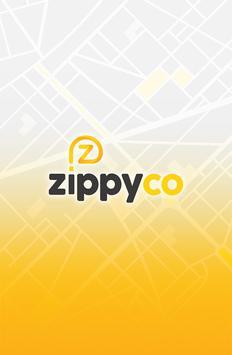 Zippyco Customer poster