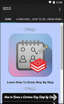 Learn How To Draw Step By Step poster