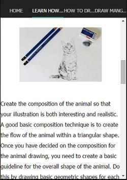 Learn How To Draw Step By Step apk screenshot