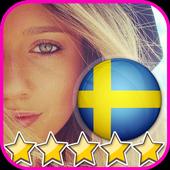 تعلم اللغة السويدية بالعربية icon