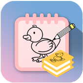 Learn To Draw For Kids icon