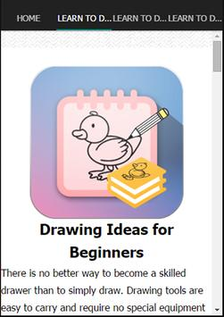 Learn To Draw For Kids apk screenshot