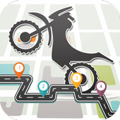 Motorcycle Rider GPS Advice icon