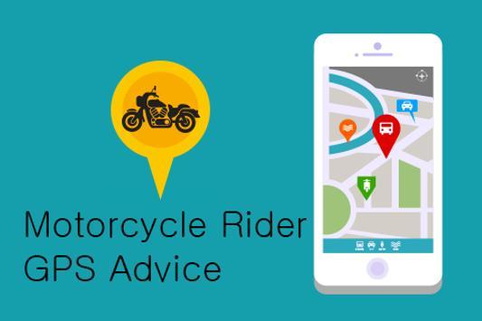 Motorcycle Rider GPS Advice apk screenshot