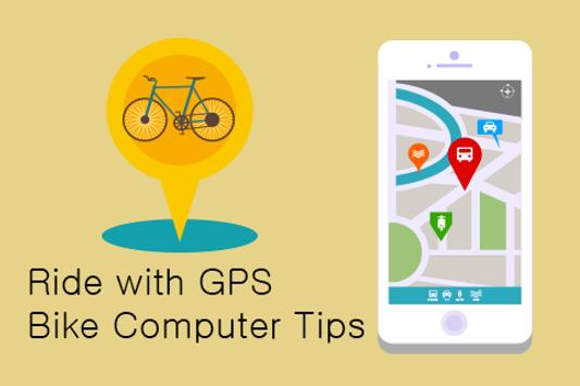 Ride with GPS Bike Compute Tip poster