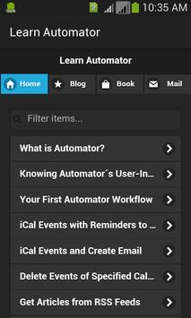 Learn Automator poster