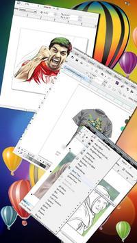 Learn Corel Draw Very Easy apk screenshot