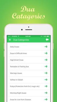 Dua Azkar : Fortress of muslim apk screenshot