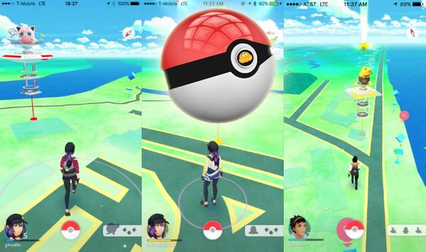 Install Pokemon Go Guide poster
