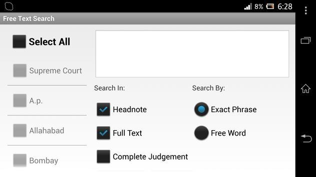 Legal Eagle Software apk screenshot