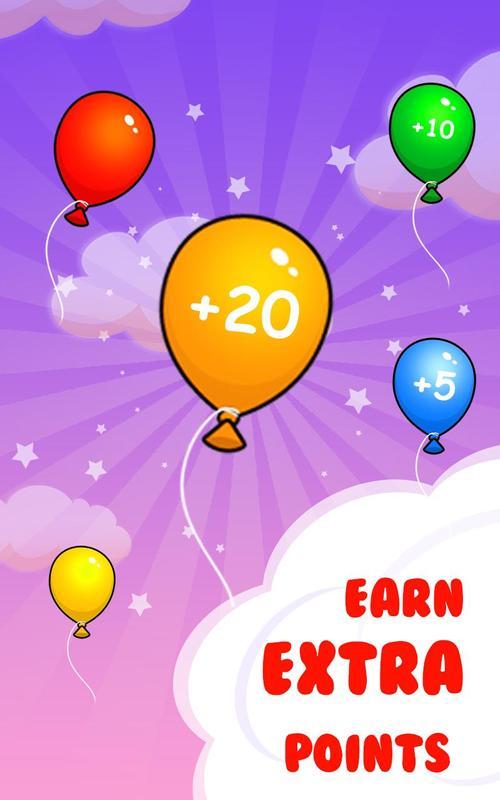 Balloon smasher kids game apk download free casual game for Free balloon games