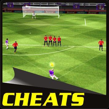Cheats SCORE! HERO apk screenshot