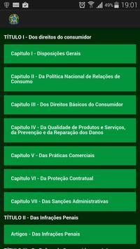 Código de Processo Penal cpp apk screenshot
