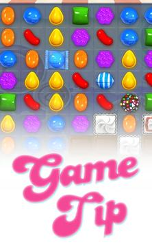 Tip For Candy Crush Saga poster