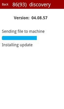 Lely SystemService apk screenshot